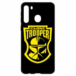 Чехол для Samsung A21 Clone Trooper