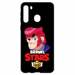 Чехол для Samsung A21 Colt from Brawl Stars