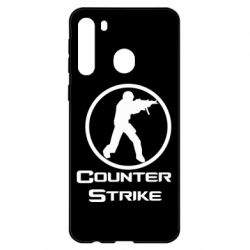 Чехол для Samsung A21 Counter Strike