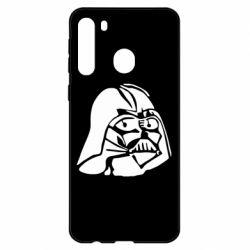 Чехол для Samsung A21 Darth Vader