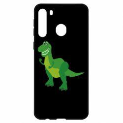 Чехол для Samsung A21 Dino toy story