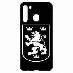 Чехол для Samsung A21 Division Galician