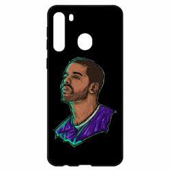 Чехол для Samsung A21 Drake