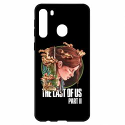 Чехол для Samsung A21 Ellie The Last Of Us