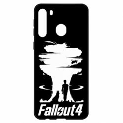 Чехол для Samsung A21 Fallout 4 Art