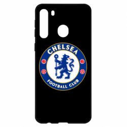 Чехол для Samsung A21 FC Chelsea