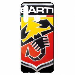 Чехол для Samsung A21 FIAT Abarth