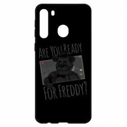 Чехол для Samsung A21 Five Nights at Freddy's 1