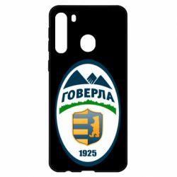 Чехол для Samsung A21 ФК Говерла Ужгород
