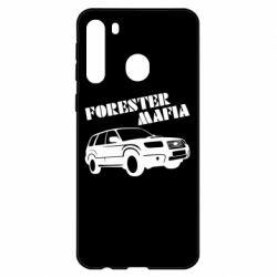 Чехол для Samsung A21 Forester Mafia