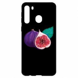 Чехол для Samsung A21 Fruit Fig
