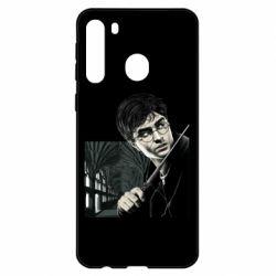 Чехол для Samsung A21 Harry Potter