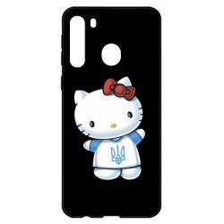Чехол для Samsung A21 Hello Kitty UA