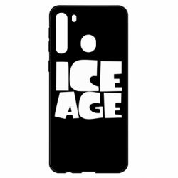 Чехол для Samsung A21 ICE ACE