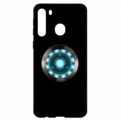 Чехол для Samsung A21 Iron Man Device