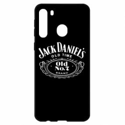 Чехол для Samsung A21 Jack Daniel's Old Time
