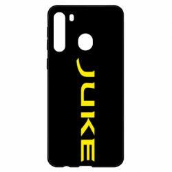 Чехол для Samsung A21 Juke