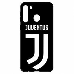Чехол для Samsung A21 Juventus Logo
