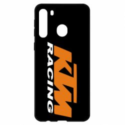 Чехол для Samsung A21 KTM Racing