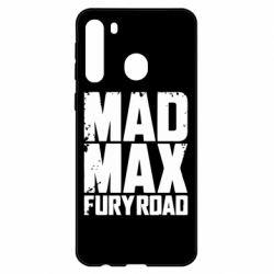 Чехол для Samsung A21 MadMax