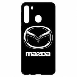 Чехол для Samsung A21 Mazda Small
