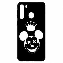 Чехол для Samsung A21 Mickey Mouse Swag