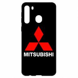 Чехол для Samsung A21 Mitsubishi small