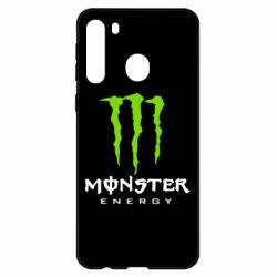 Чехол для Samsung A21 Monster Energy Classic