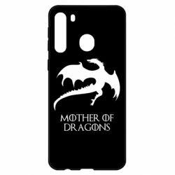 Чехол для Samsung A21 Mother of dragons 1