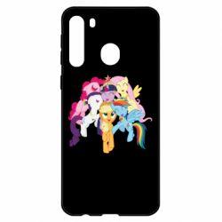 Чехол для Samsung A21 My Little Pony