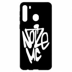 Чехол для Samsung A21 Noize MC