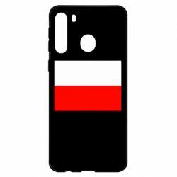 Чехол для Samsung A21 Польша