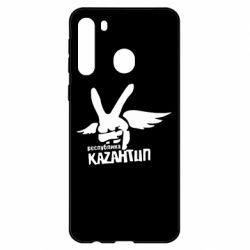 Чехол для Samsung A21 Республика Казантип