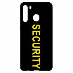 Чехол для Samsung A21 Security