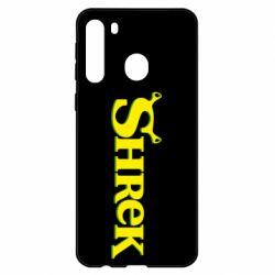 Чехол для Samsung A21 Shrek