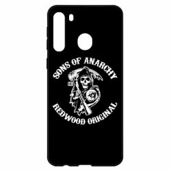 Чехол для Samsung A21 Sons of Anarchy