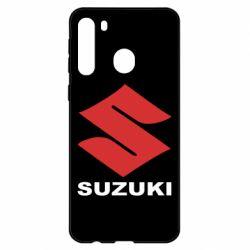 Чехол для Samsung A21 Suzuki