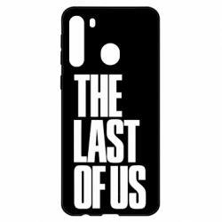 Чехол для Samsung A21 The Last of Us
