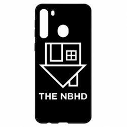Чехол для Samsung A21 THE NBHD Logo