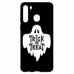 Чехол для Samsung A21 Trick or Treat
