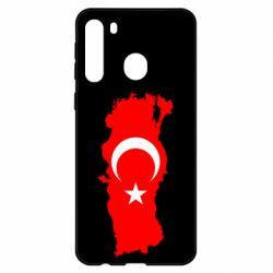Чехол для Samsung A21 Turkey