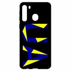 Чехол для Samsung A21 UA Ukraine