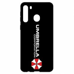 Чехол для Samsung A21 Umbrella Corp