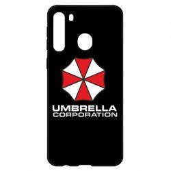 Чехол для Samsung A21 Umbrella