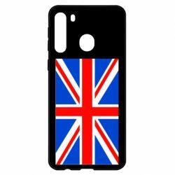 Чехол для Samsung A21 Великобритания