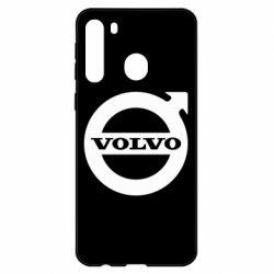 Чехол для Samsung A21 Volvo