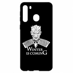 Чехол для Samsung A21 Winter is coming hodak