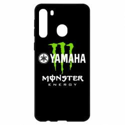 Чехол для Samsung A21 Yamaha Monster Energy