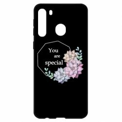 Чехол для Samsung A21 You are special