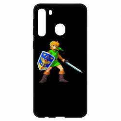 Чехол для Samsung A21 Zelda